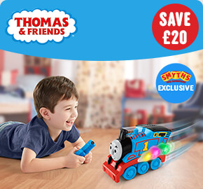 Thomas & Friends Steam Rattle & Roll
