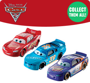 Disney Cars 3 Die Cast Cars
