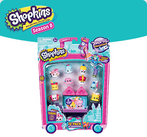 Shopkins 12 Pack - Series 8