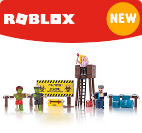 ROBLOX - Zombie Attack Playset Series 2