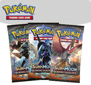 Pokémon TCG: Sun & Moon Burning Shadows Booster