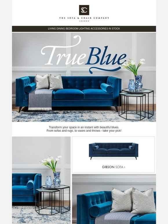 Tremendous The Sofa Chair Company Transform Your Space With Hues Of Pdpeps Interior Chair Design Pdpepsorg