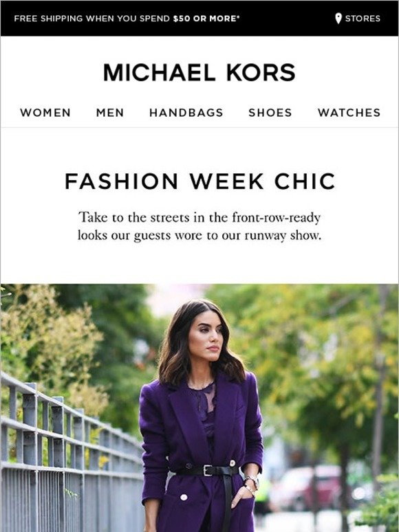 Michael Kors Nyfw What They Wore Milled