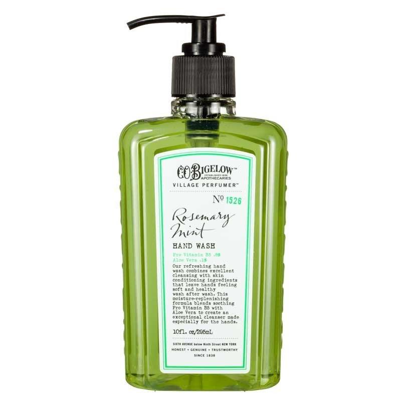 Village Perfumer Hand Wash - Rosemary Mint