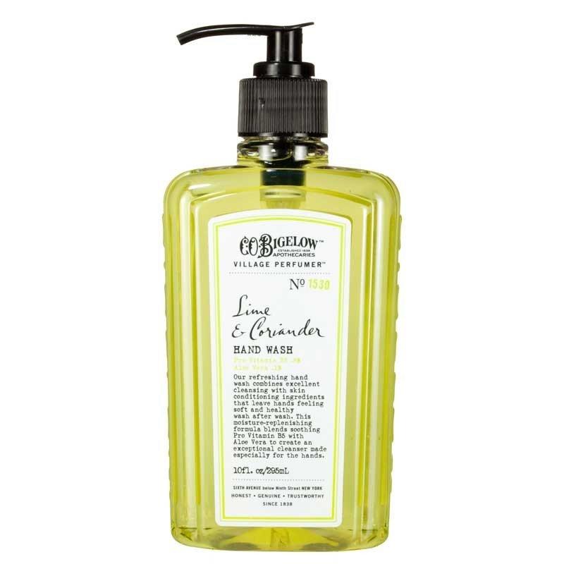 Village Perfumer Hand Wash - Lime & Coriander