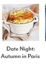 Date Night: Autumn in Paris