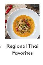 Regional Thai Favorites