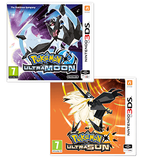 Pokémon Ultra Sun & Moon