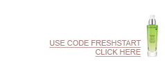 USE CODE FRESHSTART. CLICK HERE
