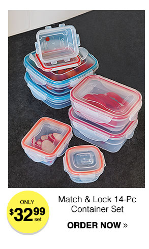 14-Pc. Container Set