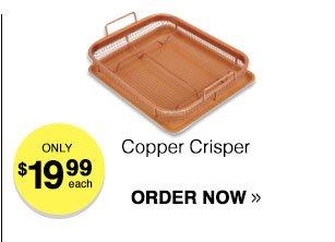 Copper Crisper?