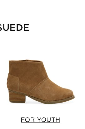Toffee Suede - For Youth