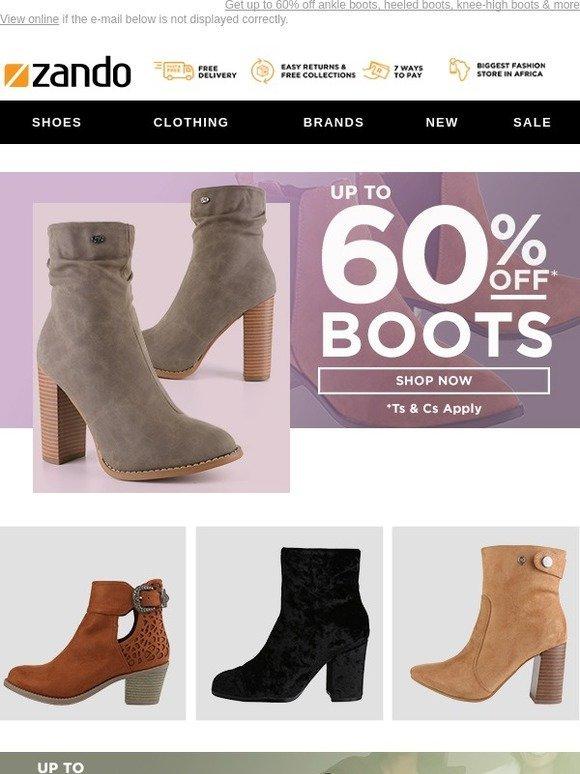 60% Off Boots, Coats \u0026 Jackets | Milled