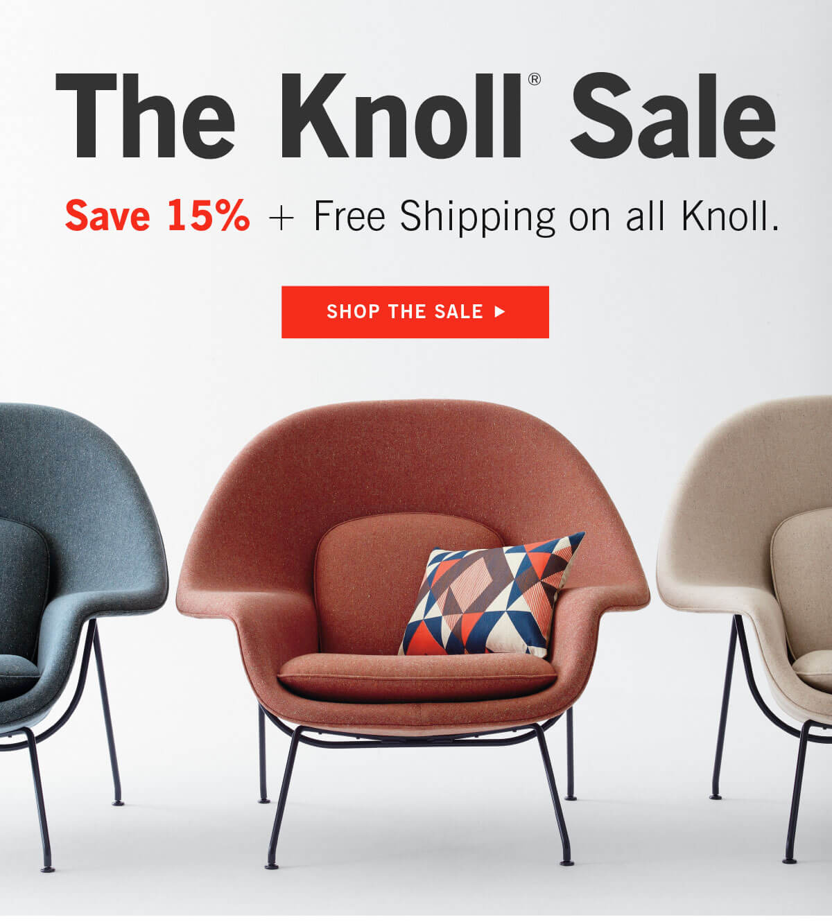 The Knoll Sale!