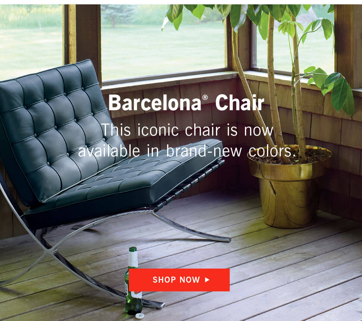 Shop Barcelona Chair