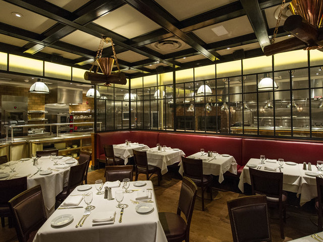 Gallaghers Steakhouse, New York City