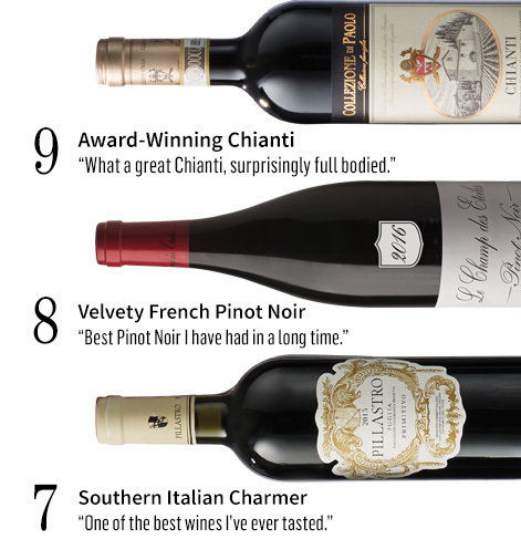 Plus 3 FREE Gold-Medal Super Tuscan