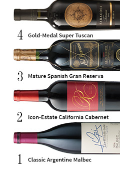 Expert Tasting Notes on Every Wine
