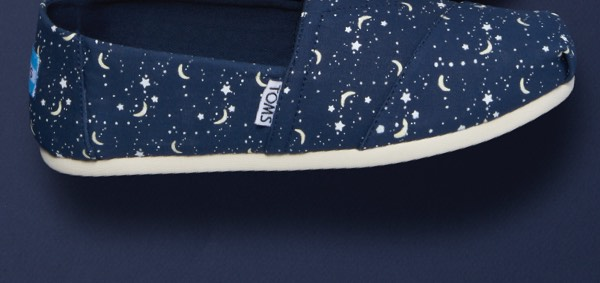 Glow In The Dark Moon And Stars Women's Classics