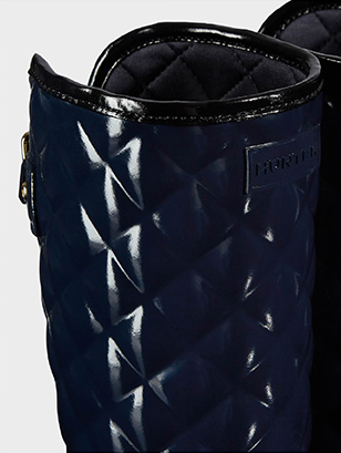 Refined Quilted - Navy