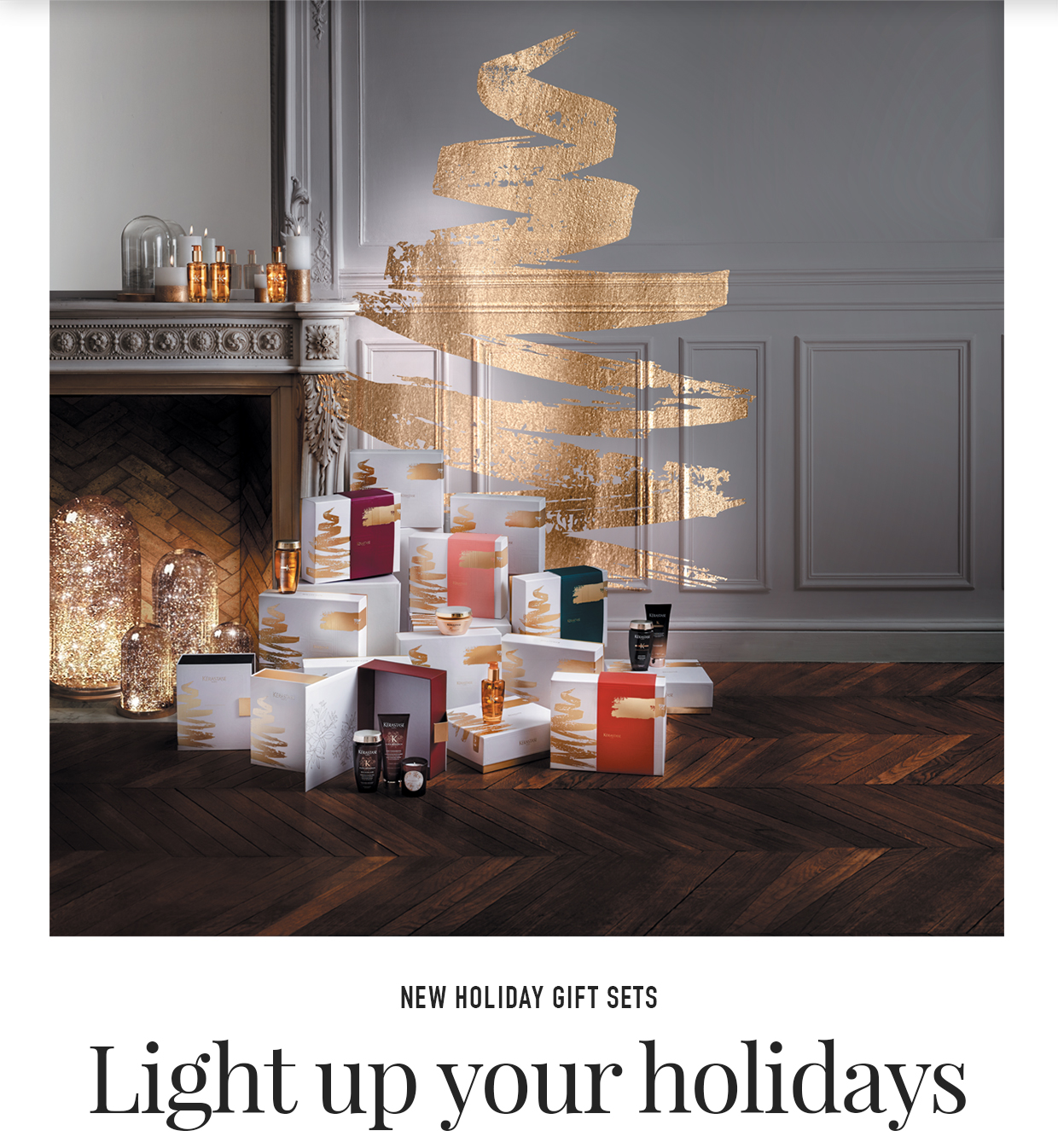 Kerastase Light Up Your Holidays With New Gift Sets! | Milled
