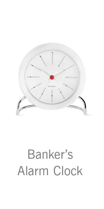 Bankers Alarm Clock
