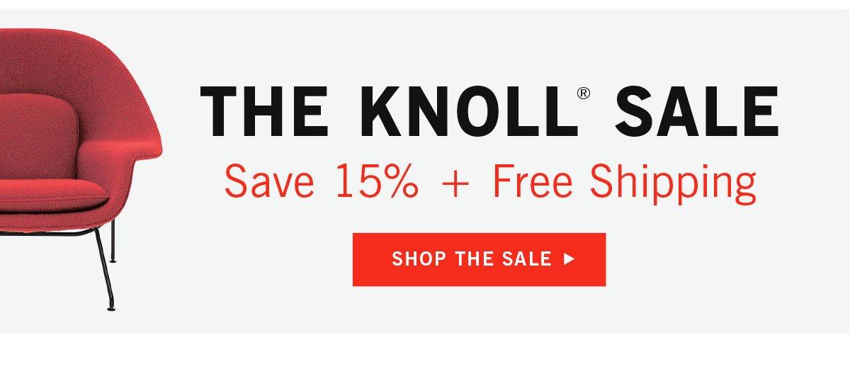 The Knoll Sale