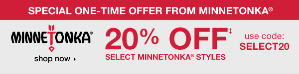 Shop Select Minnetonka Styles