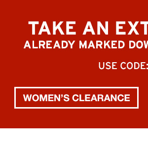 TAKE AN EXTRA 40% OFF CLEARANCE | WOMEN'S CLEARANCE