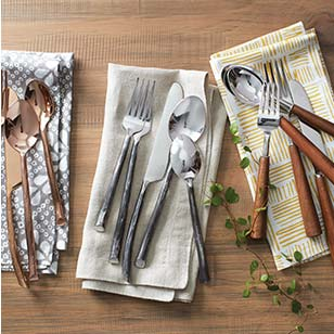 Save 30% Open-Stock Flatware ›