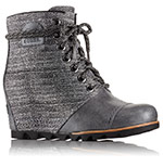 Close-up of the metallic gray and black PDX Wedge.
