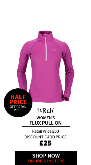 Rab Women's Flux
