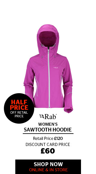 Rab Women's Sawtooth