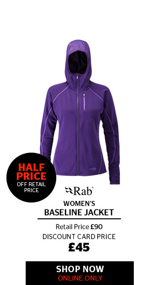 Rab Women's Baseline