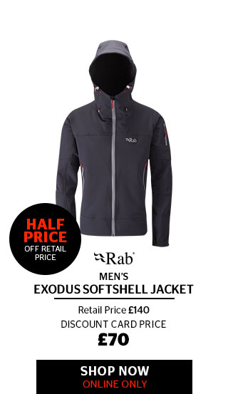 Rab Men's Exodus