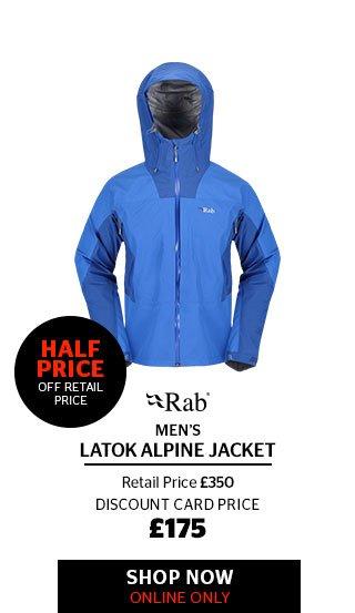 Rab Men's Latok Alpine