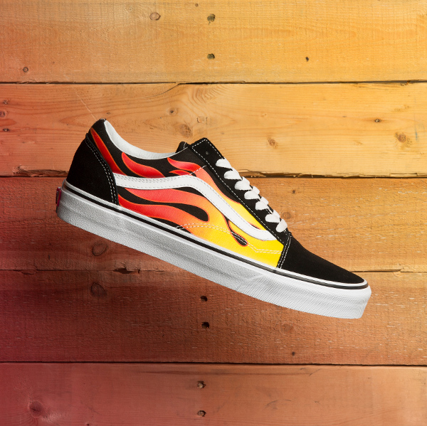 Buy 2 OFF ANY vans old skool flame trainers CASE AND GET 70% OFF!