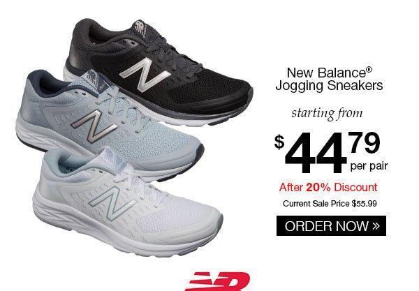 New Balance Jogging Sneaker