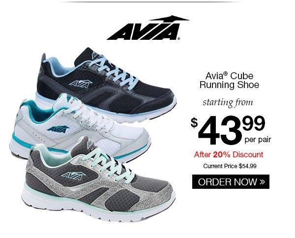Avia Cube Running Shoe