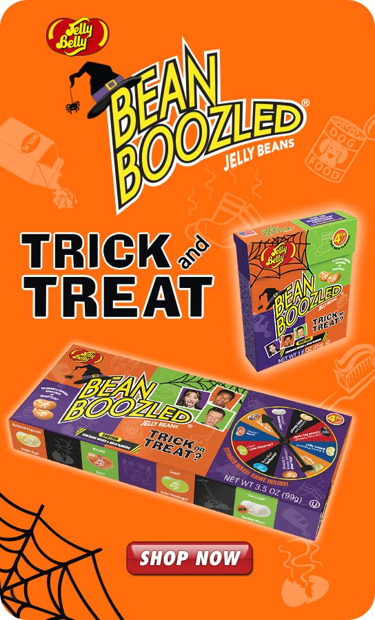 Jelly Belly Halloween BeanBoozled product listing page