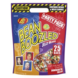 BeanBoozled - 25 count 0.28 oz bags