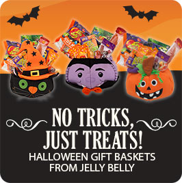 Jelly Belly Halloween Gift Baskets