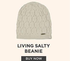 Living Salty Ladies Beanie