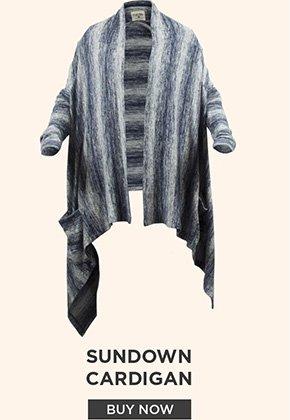 Sundown Cardigan