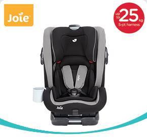 Joie Bold Group 1-2-3 Car Seat - Slate