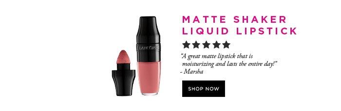 MATTE SHAKER LIQUID LIPSTICK - SHOP NOW