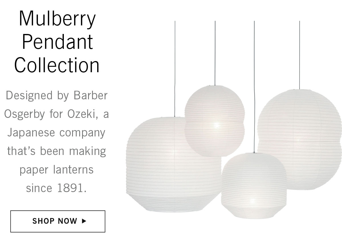 Mulberry Pendant Collection