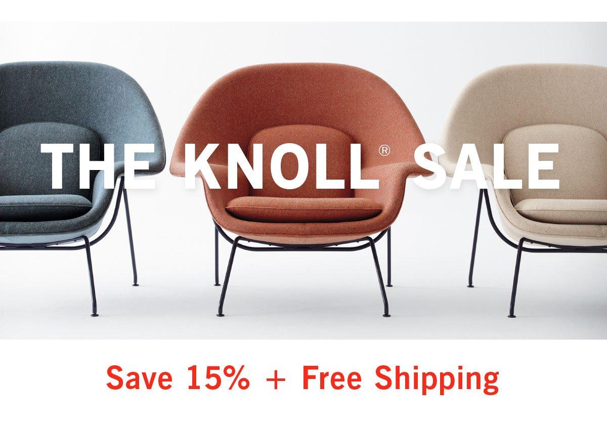Shop the Knoll Sale