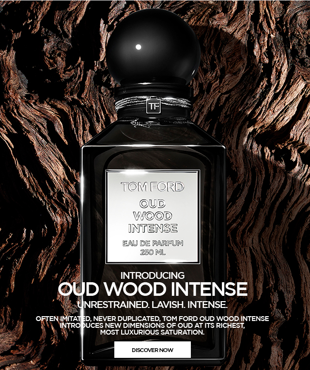 tom ford introducing oud wood intense milled. Black Bedroom Furniture Sets. Home Design Ideas