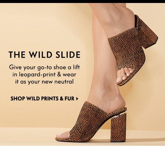Shop Wild Prints & Fur
